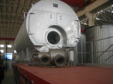 Industrie Steam Boiler mit Oil oder Gas Fired Burner (WNS)