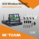 IP Camera Kit con CE, RoHS, FCC di 4CH Wireless