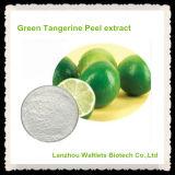 Extracto verde natural Nobiletin el 98% de la cáscara de la mandarina de la alta calidad