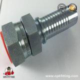 90&deg ; Femelle métrique 60&deg de JIS ; Ajustage de précision de pipe de portée de cône (28691)