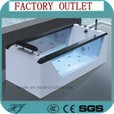 Ningjie Sanitary Ware Acrylic Bathtub con The Jacuzzi (501)
