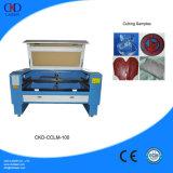 Cortadora del laser de las materias textiles de la tela del surtidor de la CKD