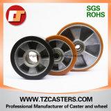 Chasse d'émerillon avec la roue d'unité centrale de frein avec le centre en aluminium