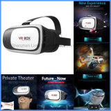 2016 Trending Products Realidad Virtual 3D Vr Box 2.0 con Bluetooth Remote Controller