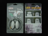 LED di scossalina Shoe Lace LED Light Shoe Lace per Decoration