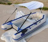 2 Personen-kleines aufblasbares Rudersport-Boot für Fischen