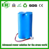 7.4V 4ah Mobile Communication Instrument Li Battery Pack
