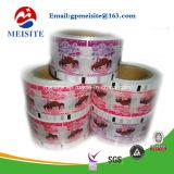 Холодная пленка в крене, пленка упаковки шоколада уплотнения крена пакета штанги конфеты пластичная