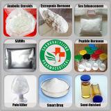 HCl 82640-04-8 de Raloxifene do hidrocloro de Raloxifene dos esteróides da hormona estrogénica do Sell quente anti