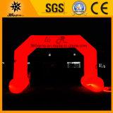 Kundenspezifischer aufblasbarer LED-heller Bogen (BMAC39)