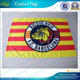 Sports (J-NF01F03101)를 위한 스페인 Football Team Club 90X150cm Custom Logo Flag