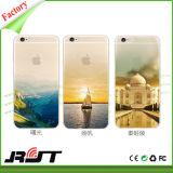 Caixa impressa paisagem do telefone de pilha de TPU para o iPhone 6s mais