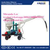 Transportador neumático del grano para el puerto marítimo