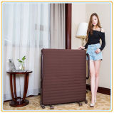 Faltender Bett-Rollaway Gast-Bett-Stahlrahmen mit Schaumgummi-Matratze