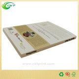 Purのマットのラミネーション(CKT-NB-414)との結合の薄葉の薄紙表紙の本の印刷