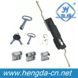 Fechamento de segurança do painel de controle de Rod da porta de gabinete (YH9509)