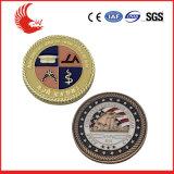 Caldo-Vendita della moneta commemorativa poco costosa su ordinazione