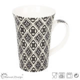 13oz Big Horn New Bone Cina Ceramic Mug