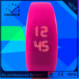 2015 Hot Vente tactile numérique Silicon Bracelet promotionnel Montre de sport LED ( DC -1003 )
