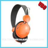 Customed 형식 디자인 입체 음향 헤드폰 (VB-9037D)