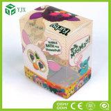 Adapter la boîte aux besoins du client d'empaquetage en plastique accordant l'impression matérielle de conception de taille
