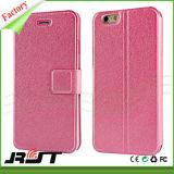 iPhone аргументы за телефона PU Flip мобильного телефона кожаный 6 6s