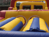 2016 nuovo PVC Inflatable Giant Obstacle Course di Design 0.55mm