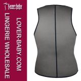 Men Gym Tops Sports Wear Cintura Trainer Vest (L42660-2)