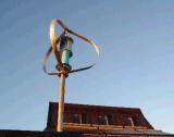 Minder 25dB Generator van de Energie van de Wind van de As van Maglev 1000W Verticale