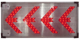 Знак уличного движения света стрелки СИД с 49PCS СИД