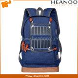 Mochila Backpacking da trouxa de Bookbag dos carregadores do sistema flexível portátil do painel solar