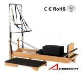 De Trapeze de Pilates de matériel de Pilates demi (le panneau de cadre et de Junmping et les cinq ressorts étant compris)