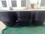 Grande carriola di plastica resistente del cassetto