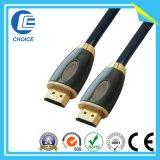 Câble de l'ordinateur HDMI de la vitesse USB de /High de qualité (HITEK-77)