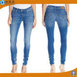 Coton Stretch Fashion Denim 신식 숙녀의 청바지