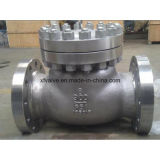 Stahl-Flansch-Enden-Rückschlagventil der Form-150lb/300lb/600lb/900lb/1500lb