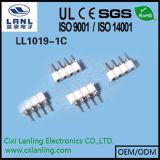 복각 지구 접합기 Rdb LED 연결관 백색 고무 피치 2.54mm