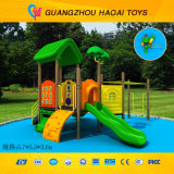Children (HAT-015)のための引き付けられたFunny Outdoor Playground