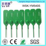中国のプラスチックストリップの工場製造の需要が高い機密保護のプラスチックシール