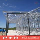 Nuova struttura d'acciaio progettata per il magazzino (PTWW)