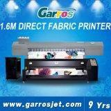Garros Ajet1601d met Dx5 Hoofd Direct aan de Printer van de Stof