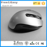 Goede PC Mouse van Supplier 1200dpi 2.4GHz 5D Attractive Optical Wireless
