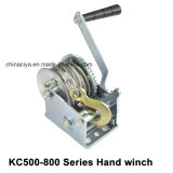 500-800lbs Crane Hand Puller Power Electric Winch