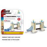 Mini brinquedos da promoção do enigma dos edifícios 3D (H10386001)