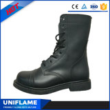 Черные ботинки безопасности Goodyear кожаный стильные