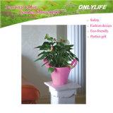 Potenciômetro de flor da tela do jardim de Onlylife