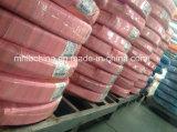 Boyau hydraulique spiralé de /Rubber de l'embout de durites de fil (902-4s)