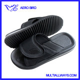 Deslizador abierto cómodo del calzado de EVA de la punta para los hombres
