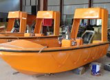 CCS Approved 6 Persons Rescue Boat와 Length 4.5m/Outboard Engine