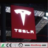 2016 sinais novos ao ar livre do sólido da mostra de carro do diodo emissor de luz da chegada